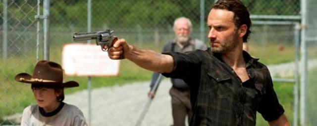 The Walking Dead\': nuevo vídeo de rodaje con imágenes inéditas de la ...