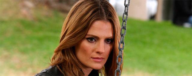 castle': ¡beckett se viste de novia! - noticias de series