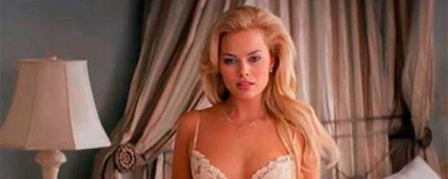 El Lobo De Wall Street Margot Robbie Dice Que El Desnudo Por El