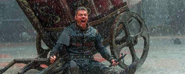 Vikingos El Final De La Primera Parte De La Temporada 5 Obtiene La Peor Nota De La Serie Noticias De Series Sensacine Com