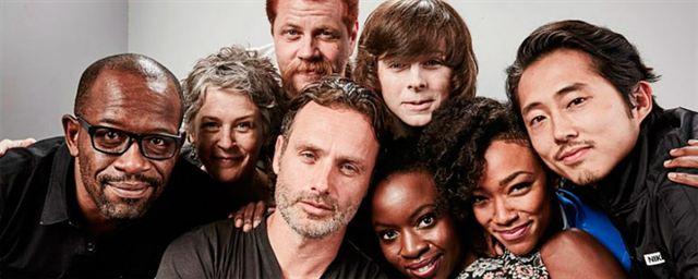 Todos los personajes que han muerto en \'The Walking Dead ...