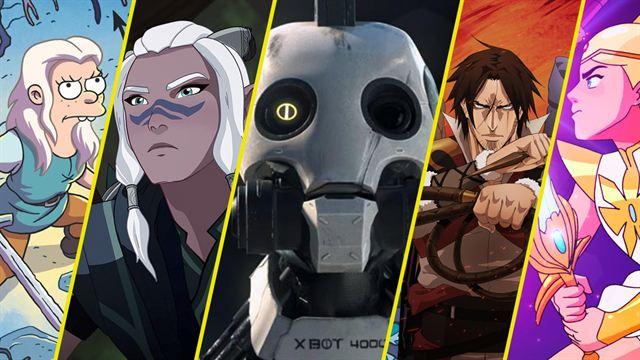 Netflix Tambi 233 N Quiere Ser El Para 237 So De La Animaci 243 N Love Death Amp Robots Y Otras 22 Series