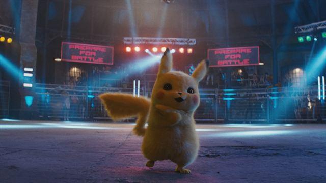e4a69d87f5e Pokémon: Detective Pikachu está lista para hacerse con todos… los  espectadores. O, al menos, con un gran número de ellos. Las últimas  estimaciones predicen ...