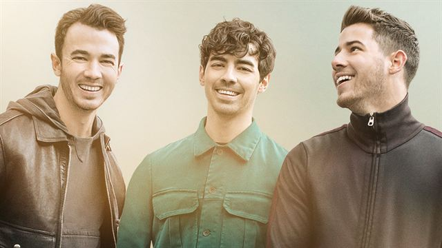 Jonas Brothers ya tiene listo su documental 'Chasing Happines'