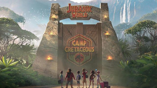 Una serie animada de Jurassic World llegará a Netflix en 2020