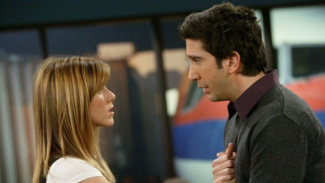 Jennifer Aniston explica como estarían hoy Rachel y Ross en Friends