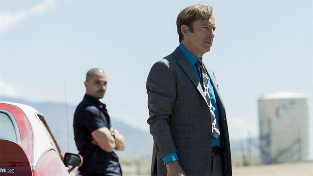 La serie fue renovada para una sexta temporada — Better Call Saul