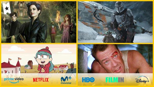 7 series y películas que te recomendamos para ver este fin de semana en Netflix, Disney+, HBO, Filmin, Movistar+ o gratis, en abierto - Noticias de series