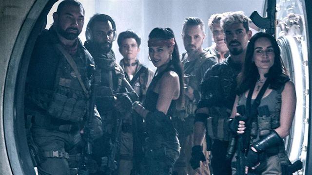 'Army of the Dead': Nuevas imágenes de la película de Netflix