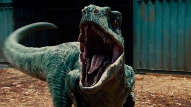 Jurassic World Tráiler