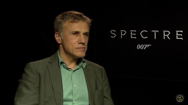 Christoph Waltz Interview