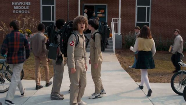 Stranger Things - season 2 Teaser (2) VO