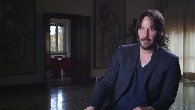 Entrevista a Keanu Reeves por 'John Wick: Pacto de sangre'