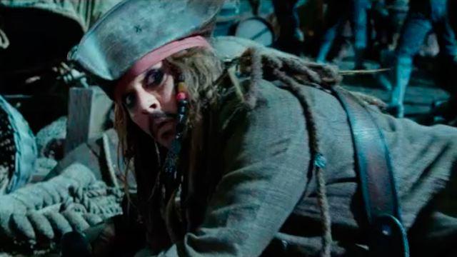 Piratas del Caribe: La venganza de Salazar Tráiler