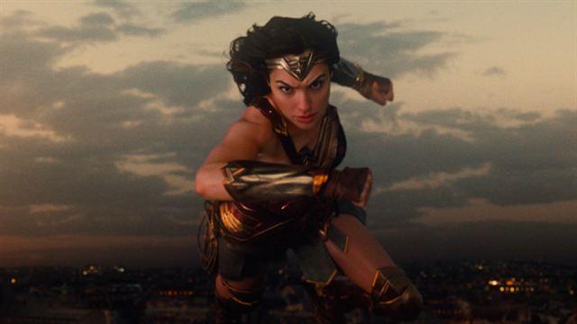 Wonder Woman Tráiler