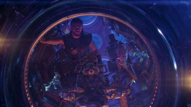 Vengadores: Infinity War Teaser