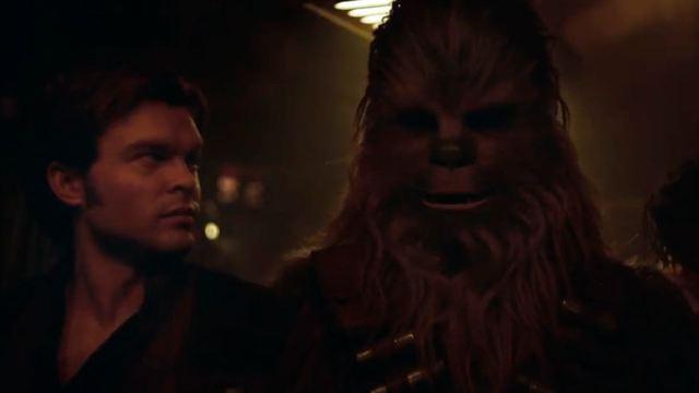 Han Solo: Una Historia de Star Wars Tráiler