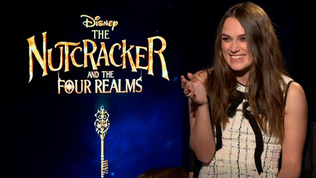 Mackenzie Foy, Keira Knightley Interview : El Cascanueces y los Cuatro Reinos