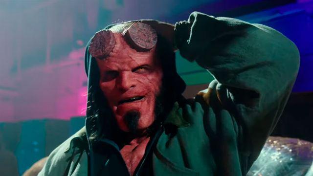 Hellboy Tráiler (4) VO