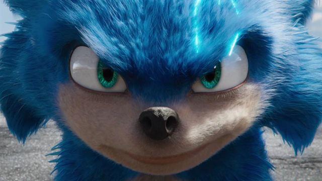 Sonic. La película Tráiler (2)