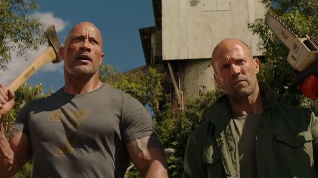 Fast & Furious: Hobbs & Shaw Tráiler