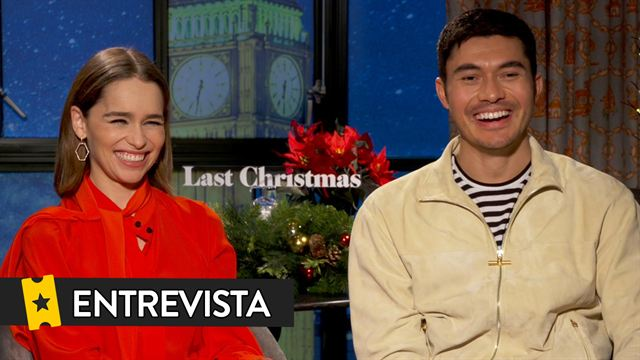 Emilia Clarke, Paul Feig, Henry Golding, Michelle Yeoh Interview : Last Christmas