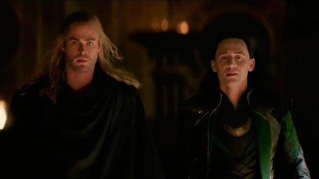 Thor: El mundo oscuro Tráiler