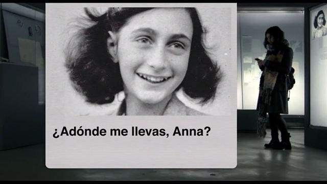 Descubriendo a Anna Frank: Historias paralelas Tráiler
