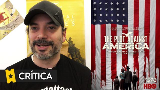 Crítica 'La conjura contra América'
