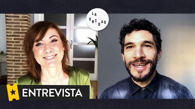 Michel Noher, Nathalie Poza, Dani de la Torre, Alberto Marini Entrevista: La Unidad