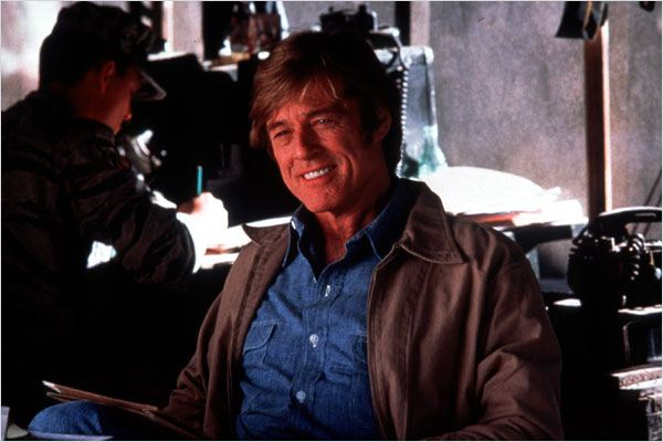 Spy Game - Juego de espías : foto Robert Redford, Tony Scott