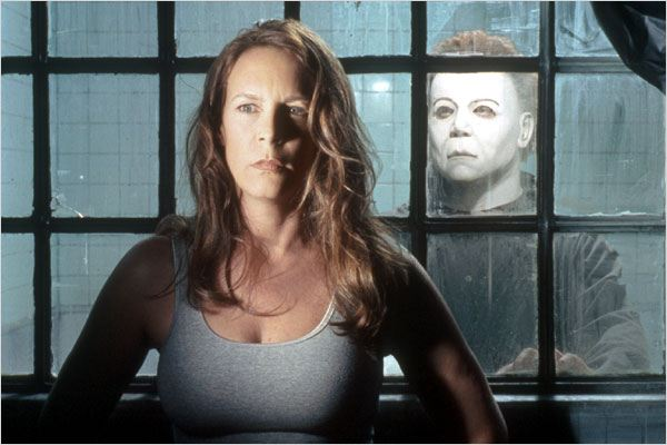 Halloween Resurrection  Foto Jamie Lee Curtis