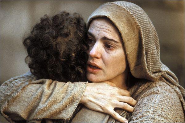 La Pasión de Cristo : Foto Maia Morgenstern, Mel Gibson