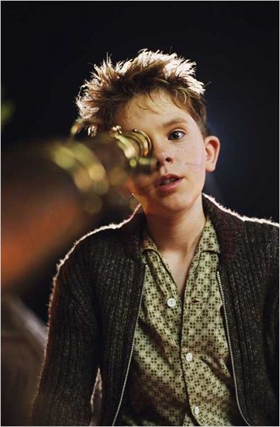 Arthur y los Minimoys : Foto Freddie Highmore, Luc Besson