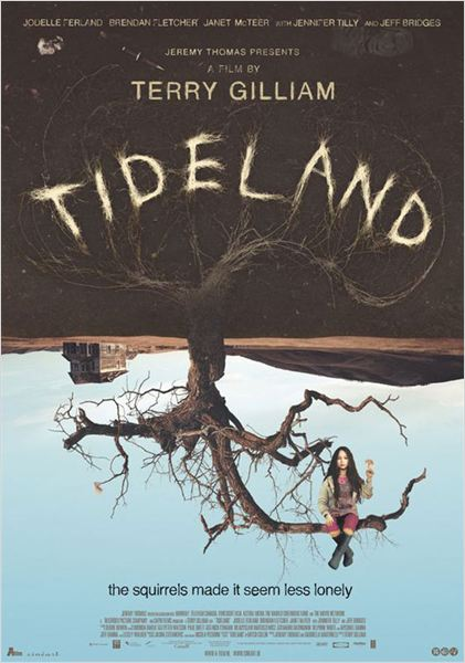 Tideland : cartel Jodelle Ferland, Terry Gilliam