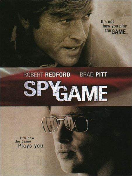 Spy Game - Juego de esp&#237;as : foto Brad Pitt, Robert Redford, Tony Scott