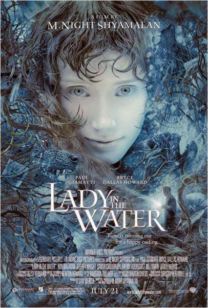 La joven del agua : foto