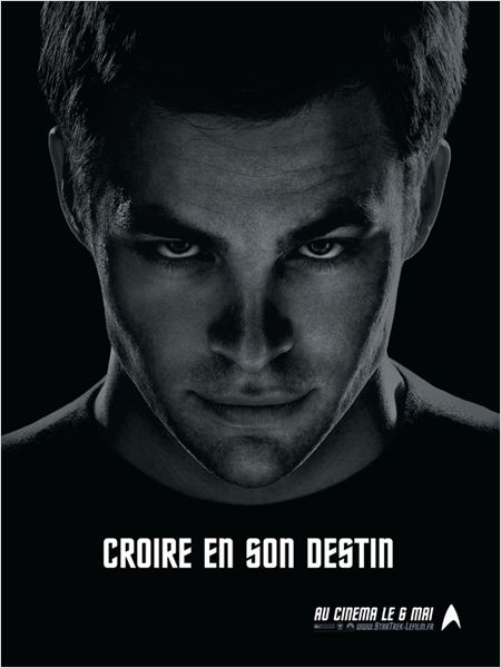 Star Trek : Cartel Chris Pine, J.J. Abrams