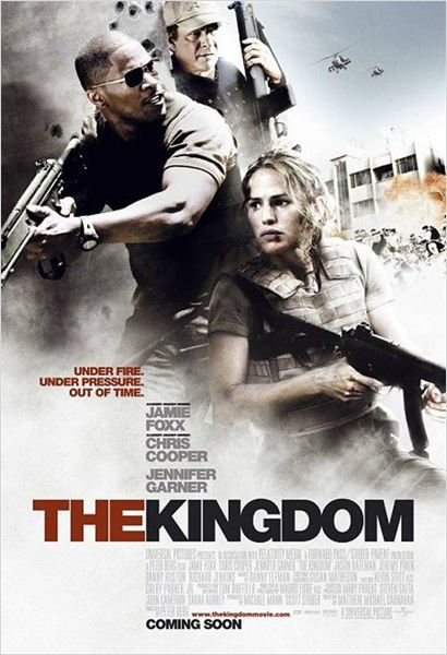 La sombra del reino : Cartel Chris Cooper, Jamie Foxx, Peter Berg