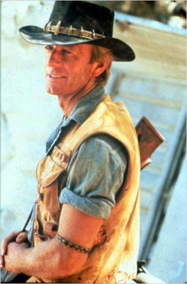 Cocodrilo Dundee : Foto Paul Hogan, Peter Faiman