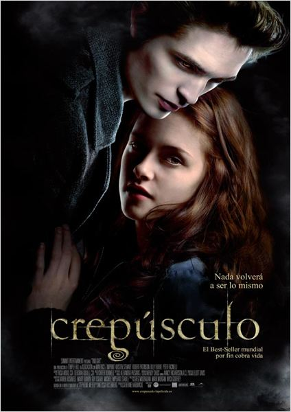 Crep&#250;sculo : cartel