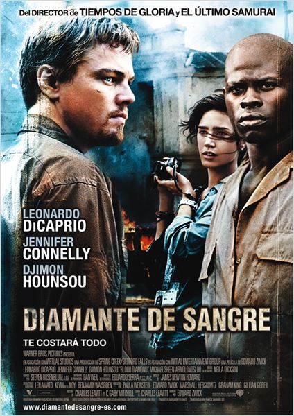 Diamante de sangre : Cartel