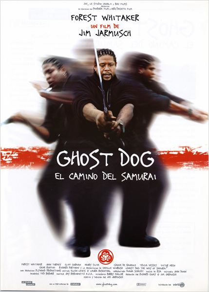 Ghost Dog: El camino del Samurai : cartel