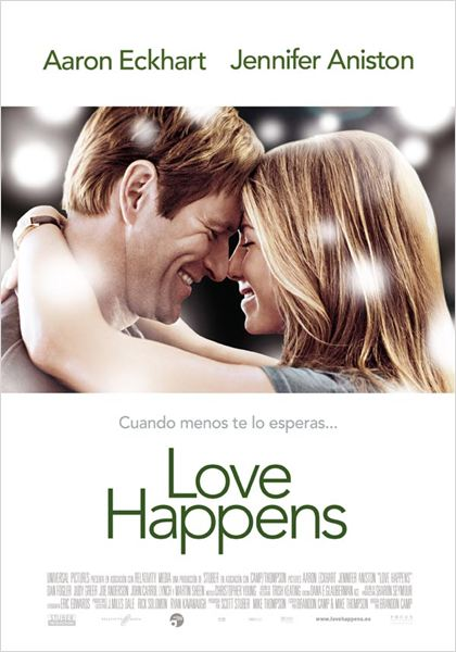 Love Happens : cartel