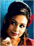 Cartel Rani Mukerji