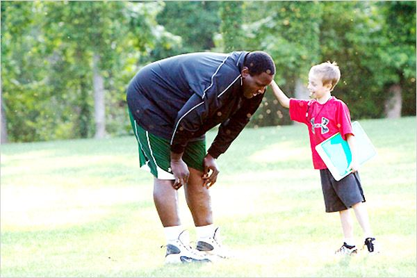 The Blind Side (Un sue&#241;o posible) : foto Jae Head, John Lee Hancock, Quinton Aaron