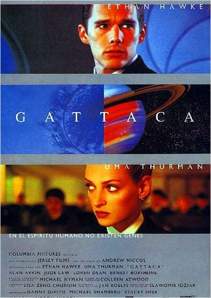 Gattaca : cartel