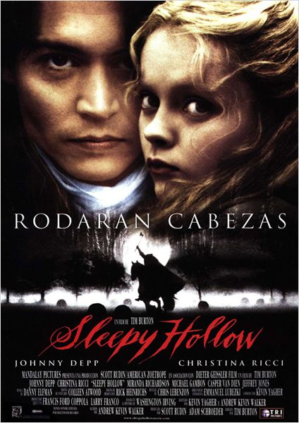 Sleepy Hollow : cartel