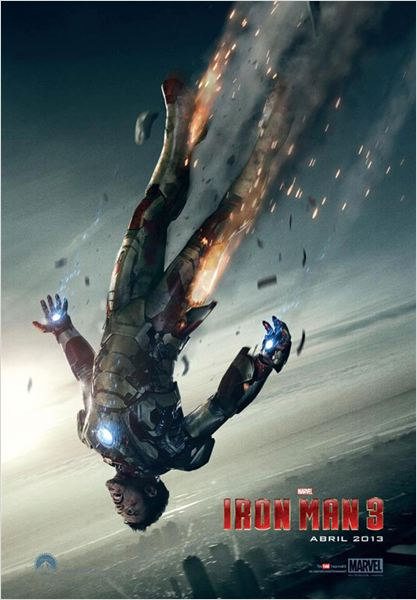 Iron Man 3 : Cartel