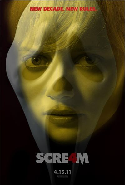 Scream 4 : cartel